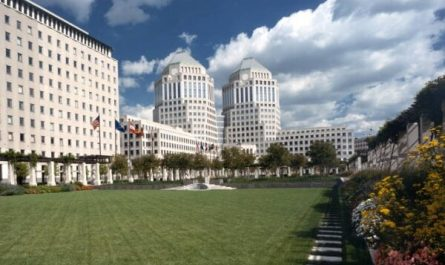 Procter and Gamble Headquarters