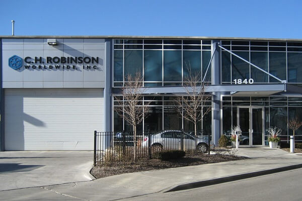 C H Robinson Worldwide Headquarters
