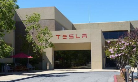 Tesla Headquarters