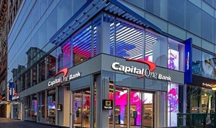 Capital One Financial Headquarters