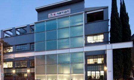 Live Nation Entertainment Headquarters