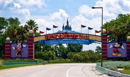 Walt Disney Headquarters