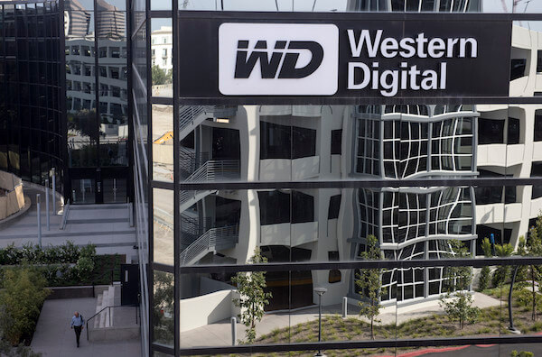 Western Digital Headquarters