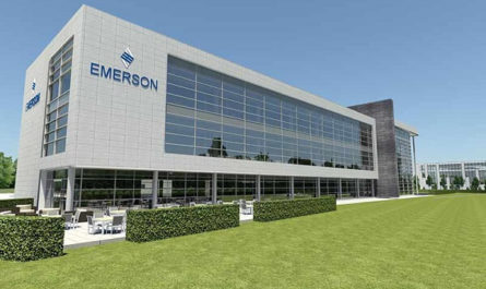 Emerson Electric Headquarters