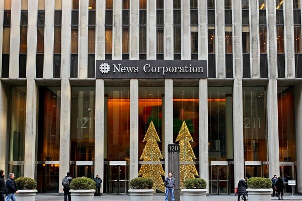 News Corp. Board of Directors Compensation and Salary