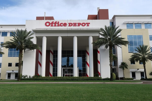 Office Depot Board of Directors Compensation and Salary