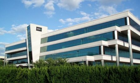 Adavnced Micro Devices Headquarters
