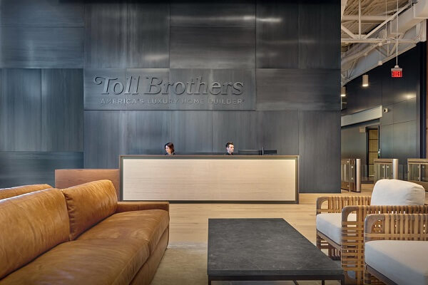 Toll Brothers Board of Directors Compensation and Salary